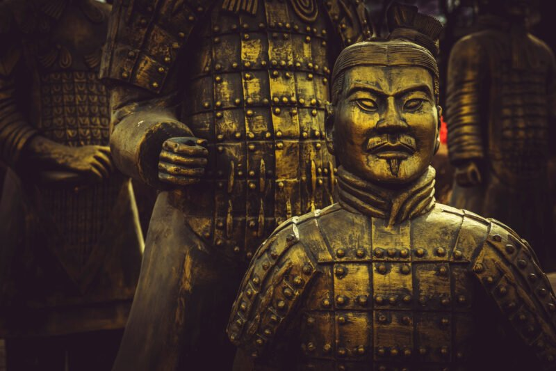 Learn About The Unique Place Of Xian In The Chinese History In Our Xi'an Private Tour Museum In Our Xi'an Private Tour