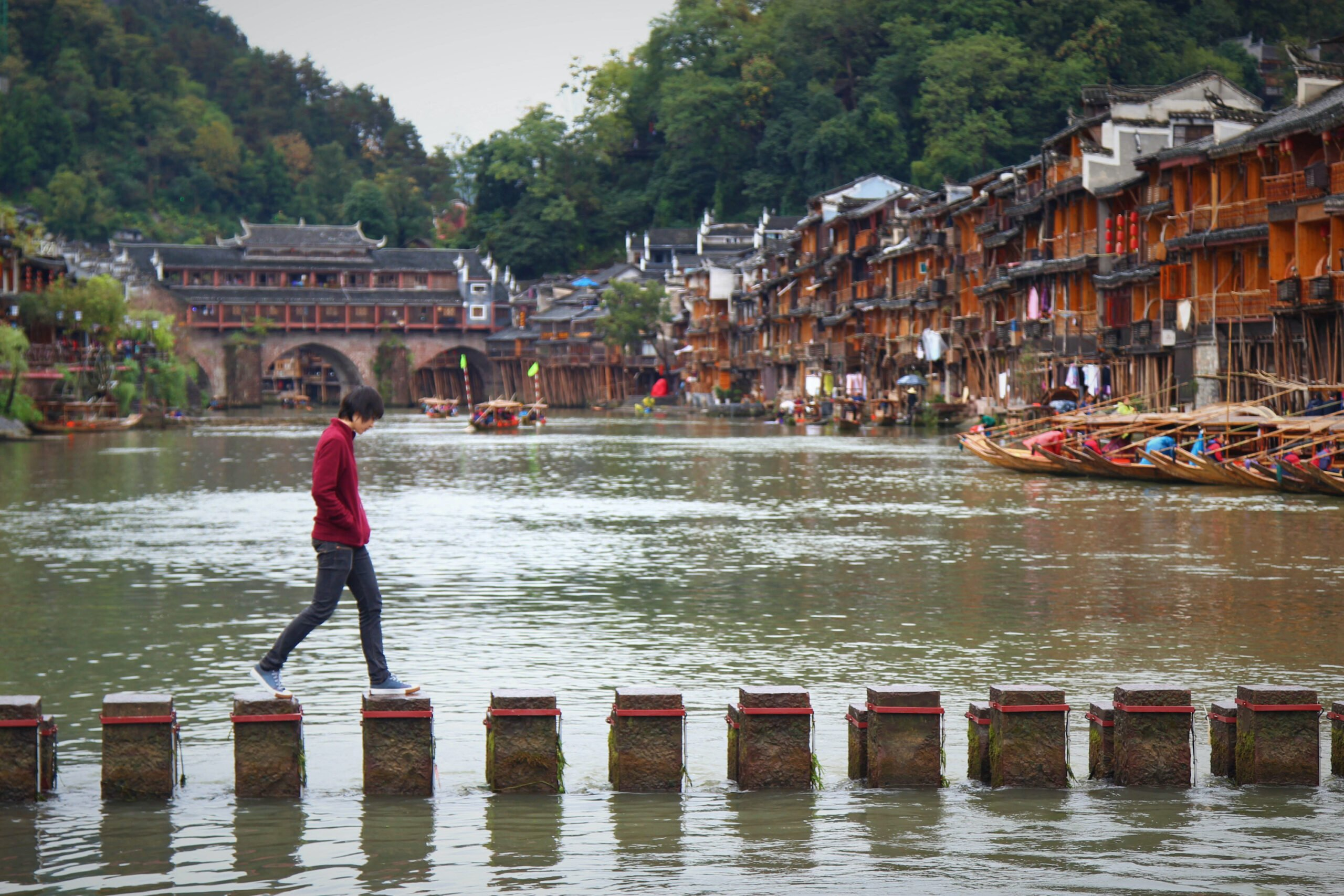 Learn About The History Of Fenghuang In Our Zhangjiajie And Fenghuang 4 Day Package Tour