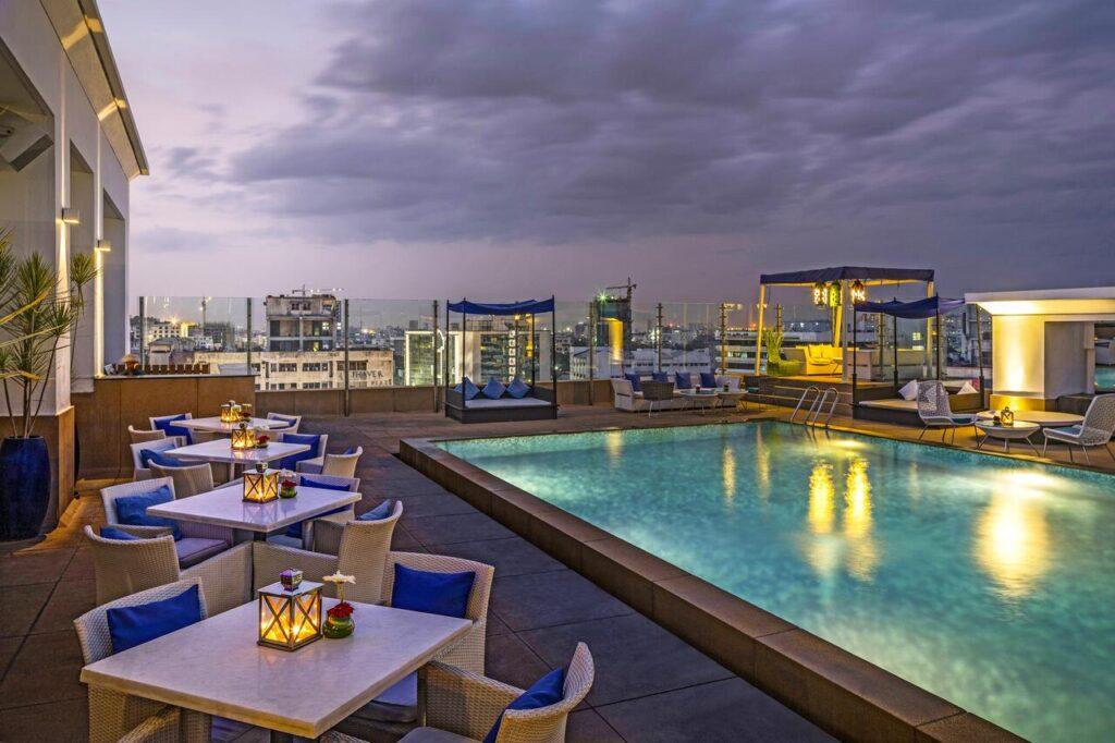 Beautiful Hotel Stay Chennai