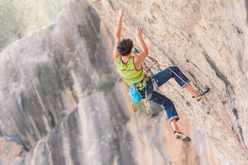 Rock Climbing In Our Guadarrama National Park Rock Climbing Tour From Madrid