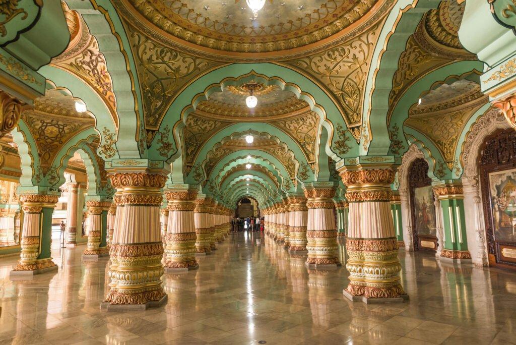Palace bangalore