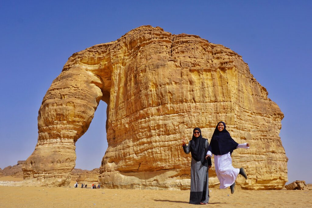 LGBTQIA Travel Safe in Saudi Arabia
