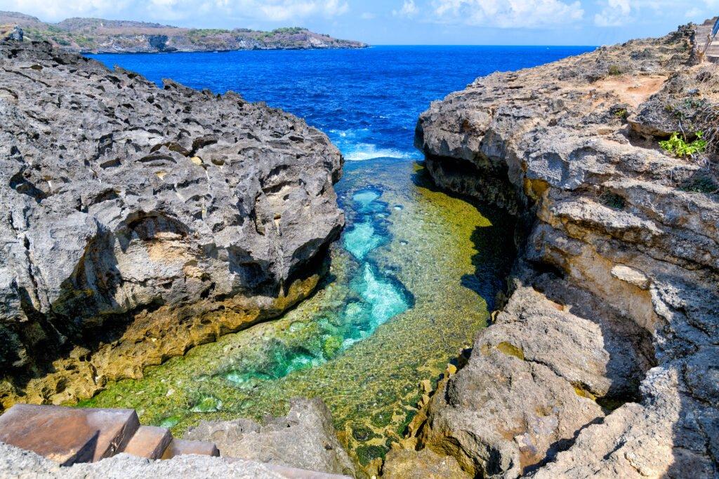 famous angels billabong island