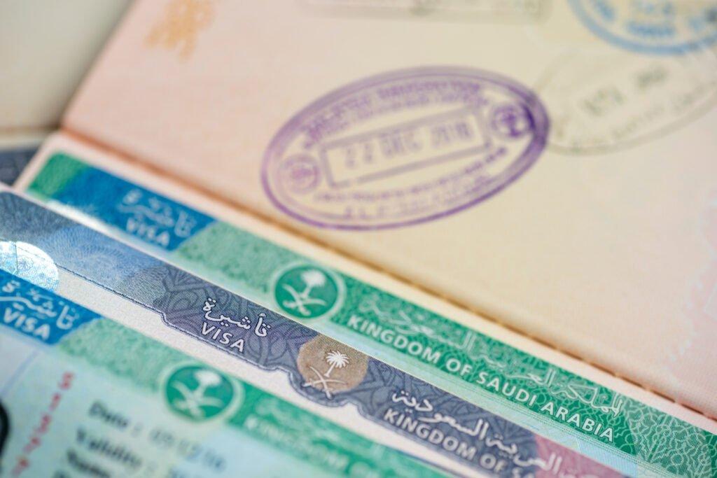 Visa for Saudi Arabia