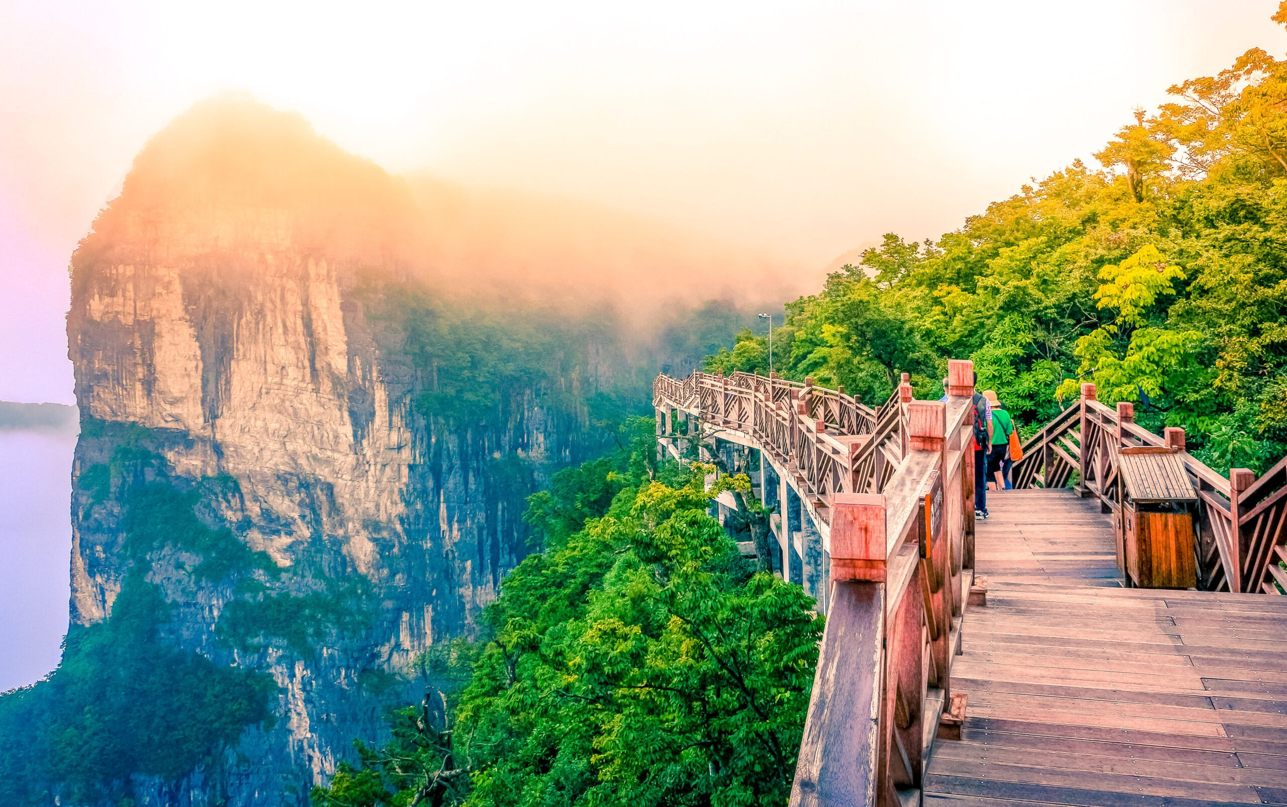 Stunning Views In Our China Private Impression 14 Day Package
