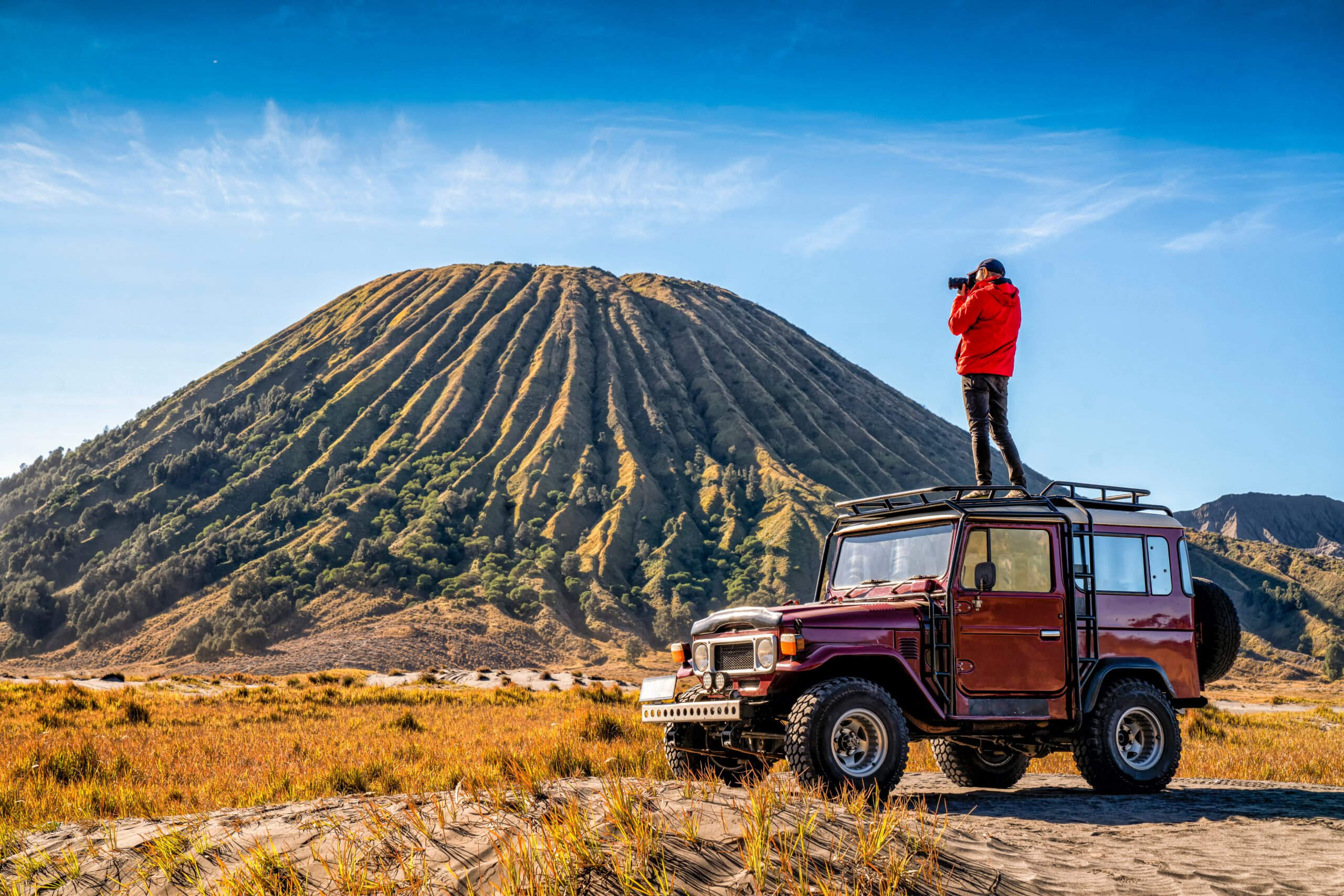 Stunning Views In Our Wonders Of East Java 4 Day V.i.p Tour