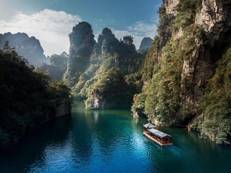 Stunning Views In Our Zhangjiajie And Fenghuang 4 Day Package Tour