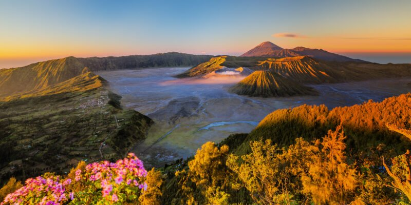 The Amazing Mount Bromo In Our Wonders Of East Java 4 Day V.i.p Tour