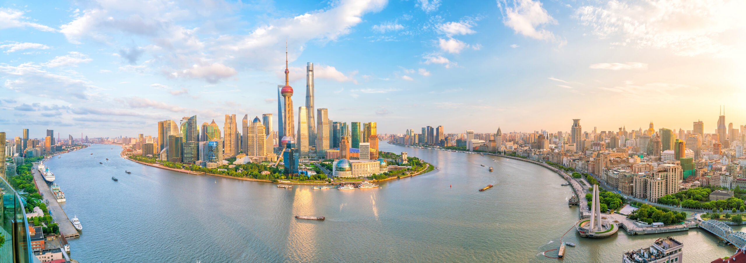 View The Famous Shanghai Skyline In Our Best Of Shanghai Private Day Tour
