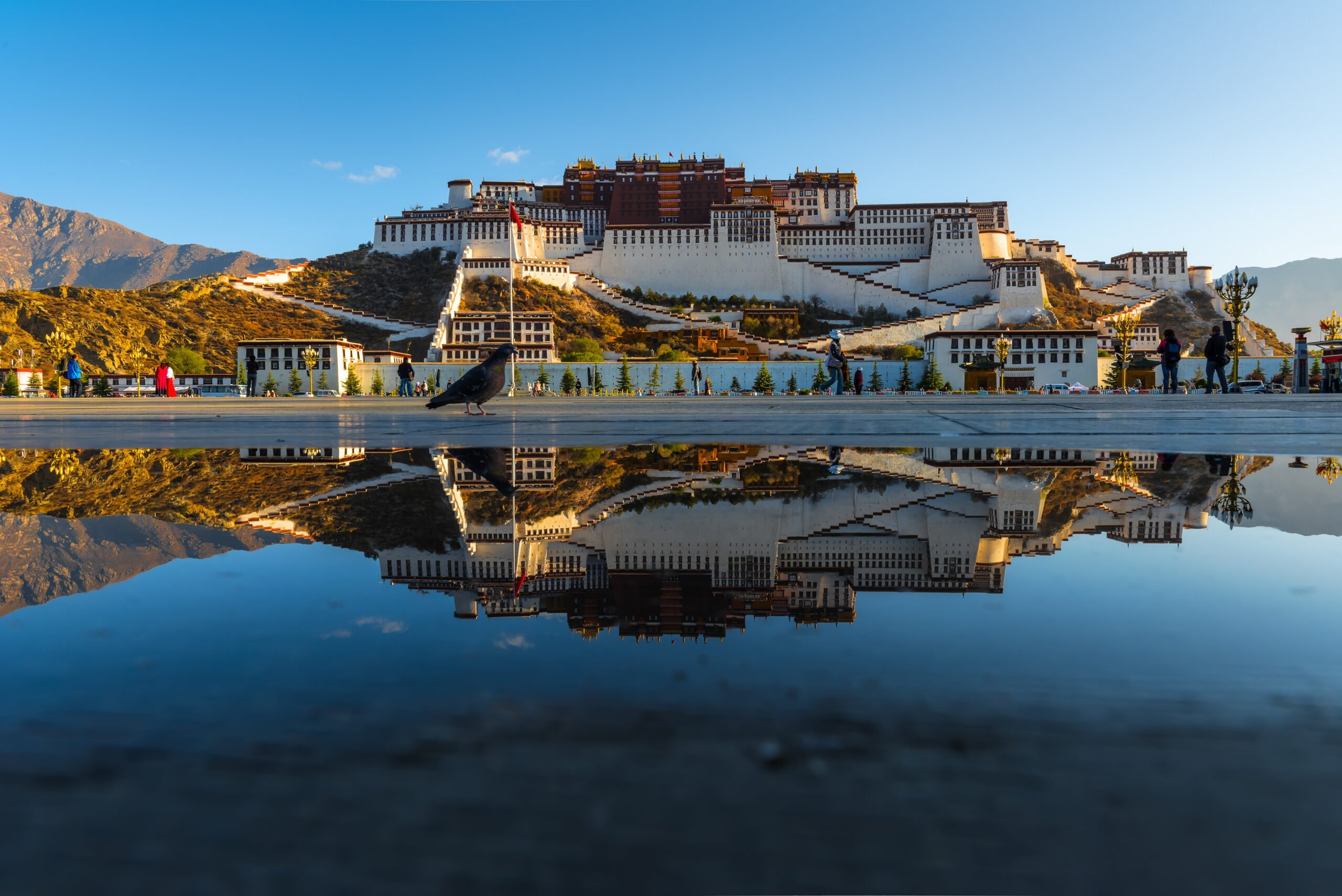 Visit Potala Palace In Tibet In Our China Private Impression 14 Day Package
