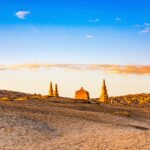 Visit The Pagoda Of Mogao Grottoes In Dunhuang 10 Day Silk Road Tour
