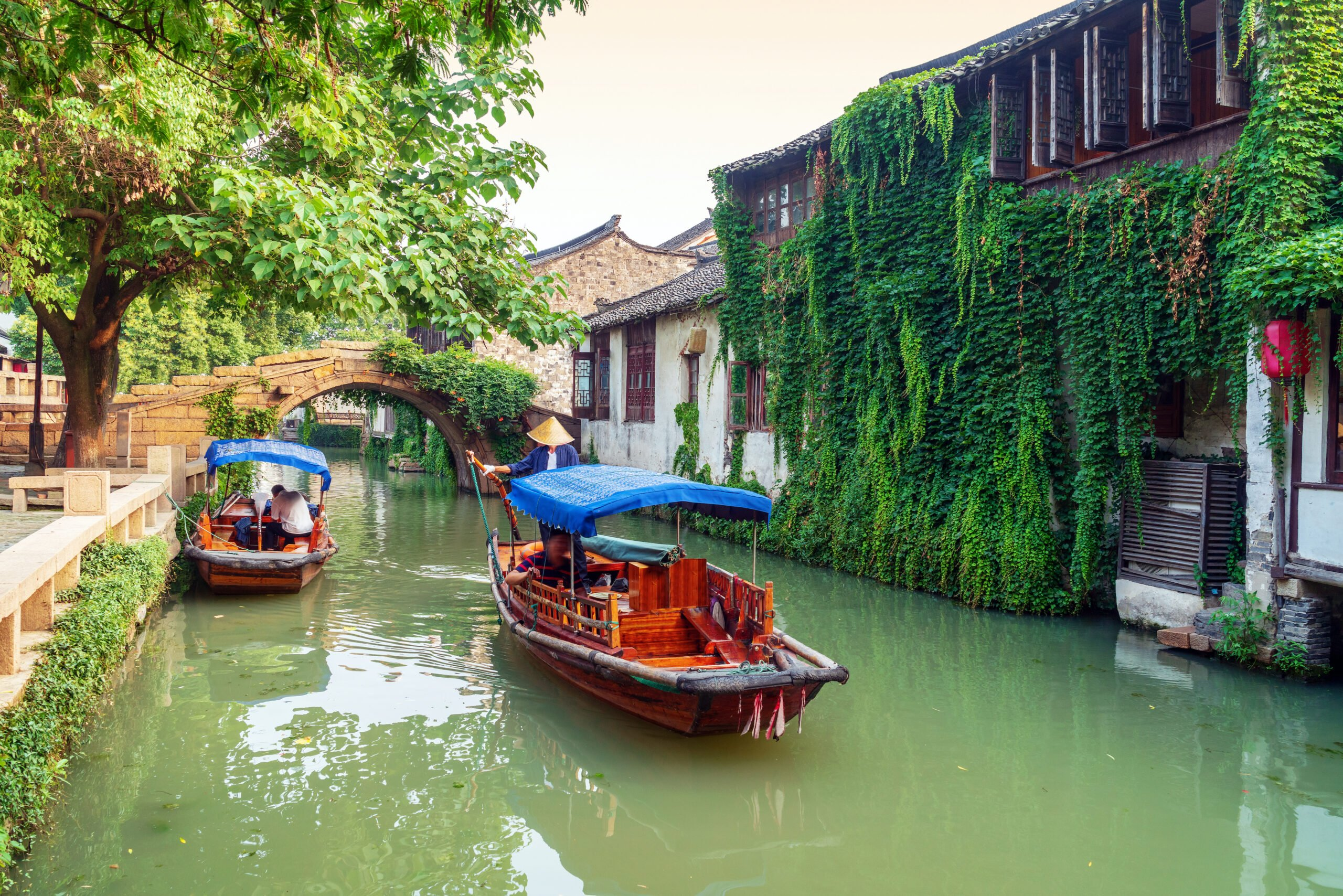 Visit The Humble Administrator's Garden In Our Suzhou Private Day Tour