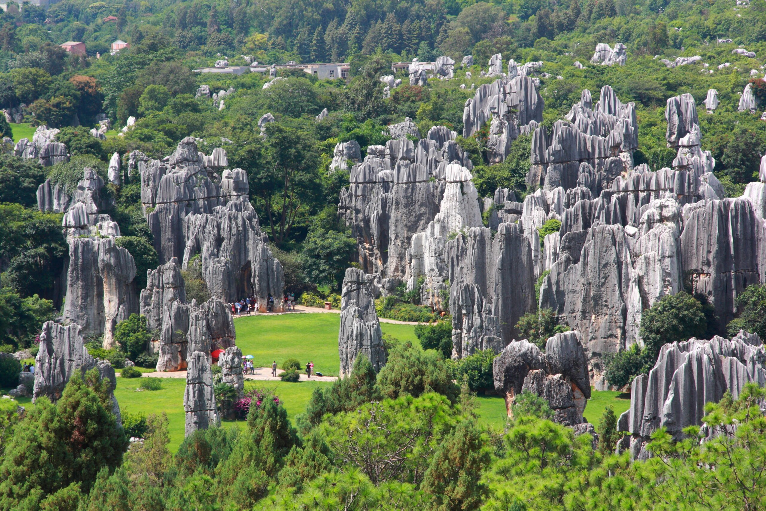 Visit The Stone Forest A Unesco World Heritage Sites In Our 8 Day Wild Yunnan Package