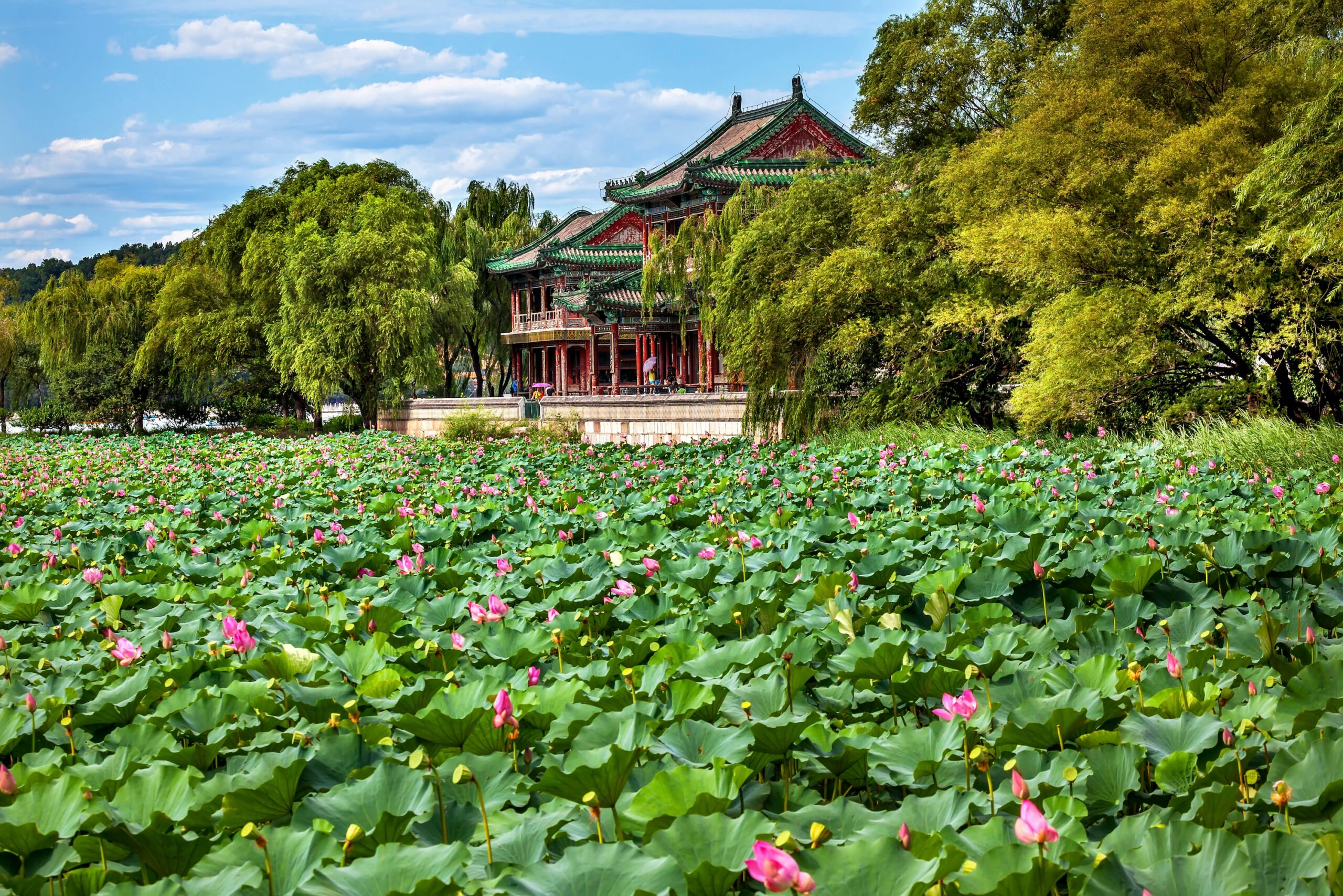 Visit The Famous Summer Palace In Our Best Of Silk Road 10 Day Tour