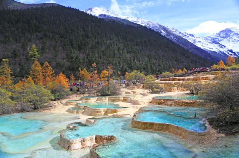Visit The The Beautiful Unesco Heritage In Our Jiuzhaigou Valley 3 Day Package