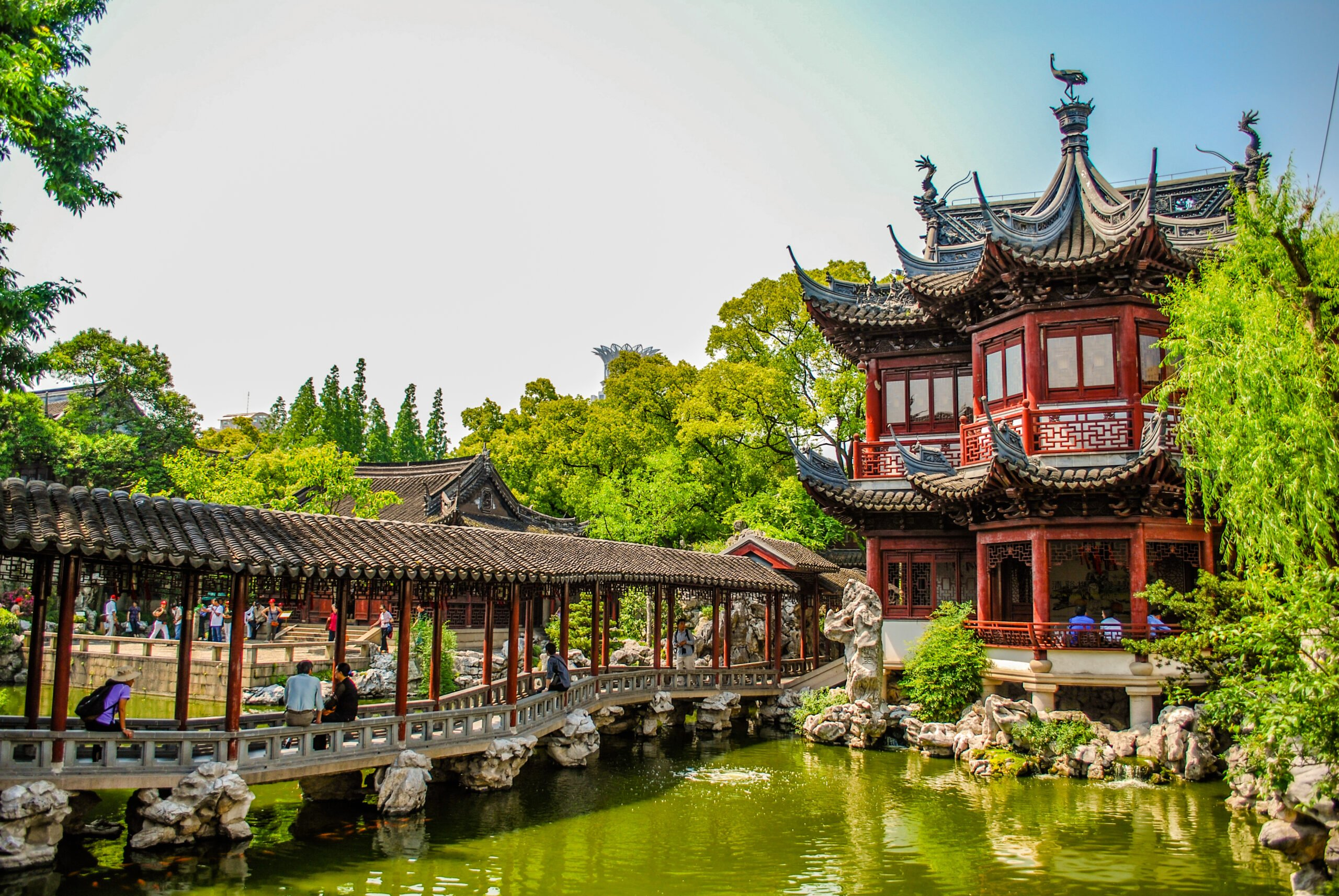 Visit Yu Garden In Our China Express 7 Day Package Tourjpg