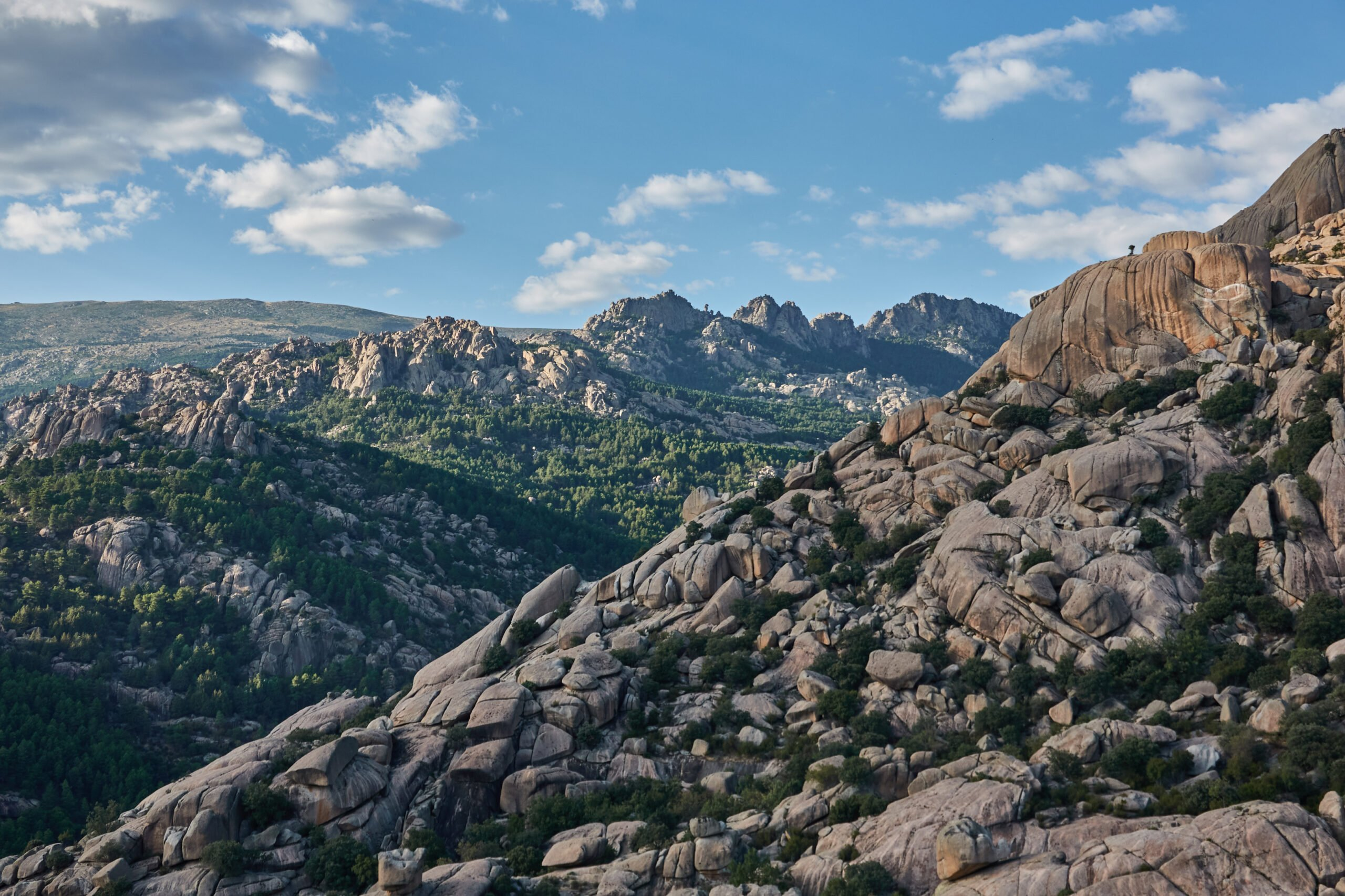 Walk Through Amazing Mountain Creeks In Our 2 Day Hike And Camp In La Pedriza
