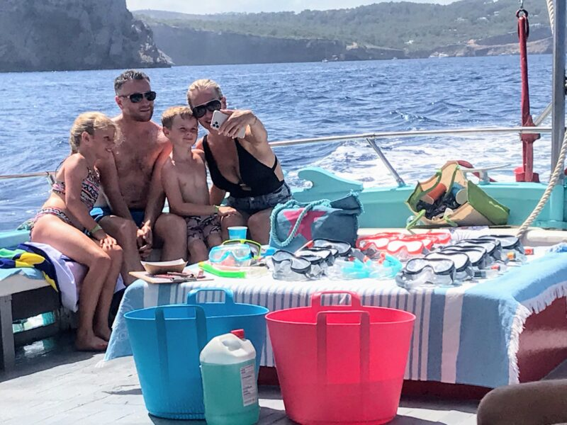 Whole Family Activities In Our Meet The Sea - Ibiza Sailing Tour