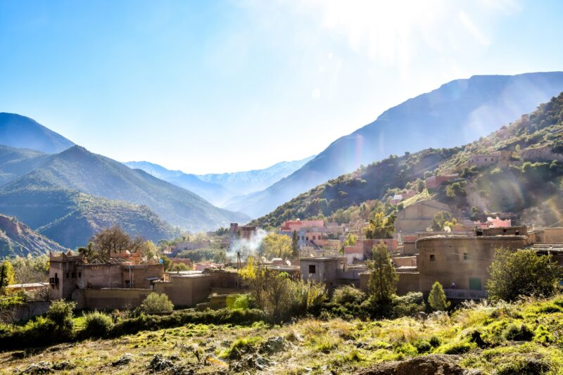 Ait Oucheg Tour From Marrakesh-6
