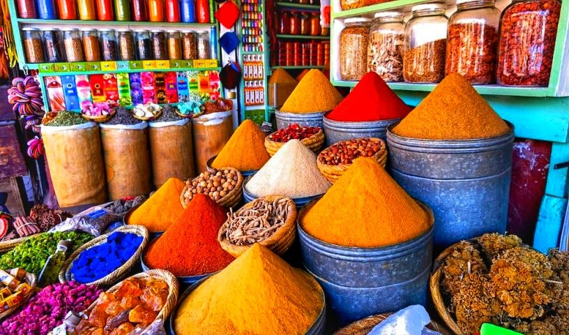 Discover The Colorful Market On The Insider Marrakesh City Tour_100
