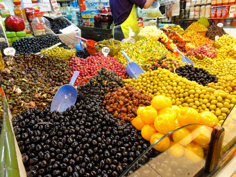 The markets of Marrakesh are not to be missed with a 2 days in Marrakesh itinerary