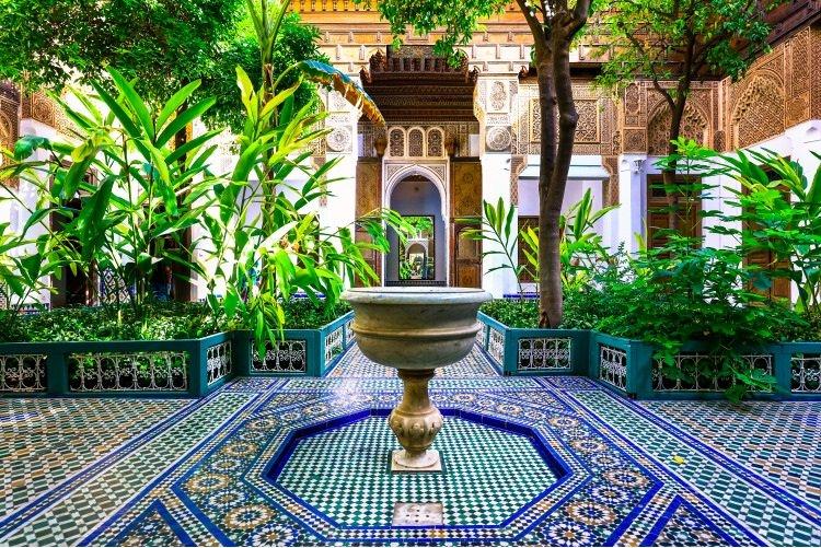 Enter The Beautiful Gardens Of Marrakeh On The Insider Marrakesh City Tour_100