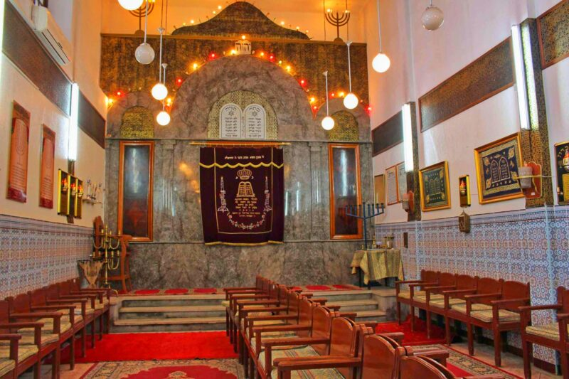 Explore The Jewish Heritage In Marrakesh On The Insider Marrakesh City Tour_100