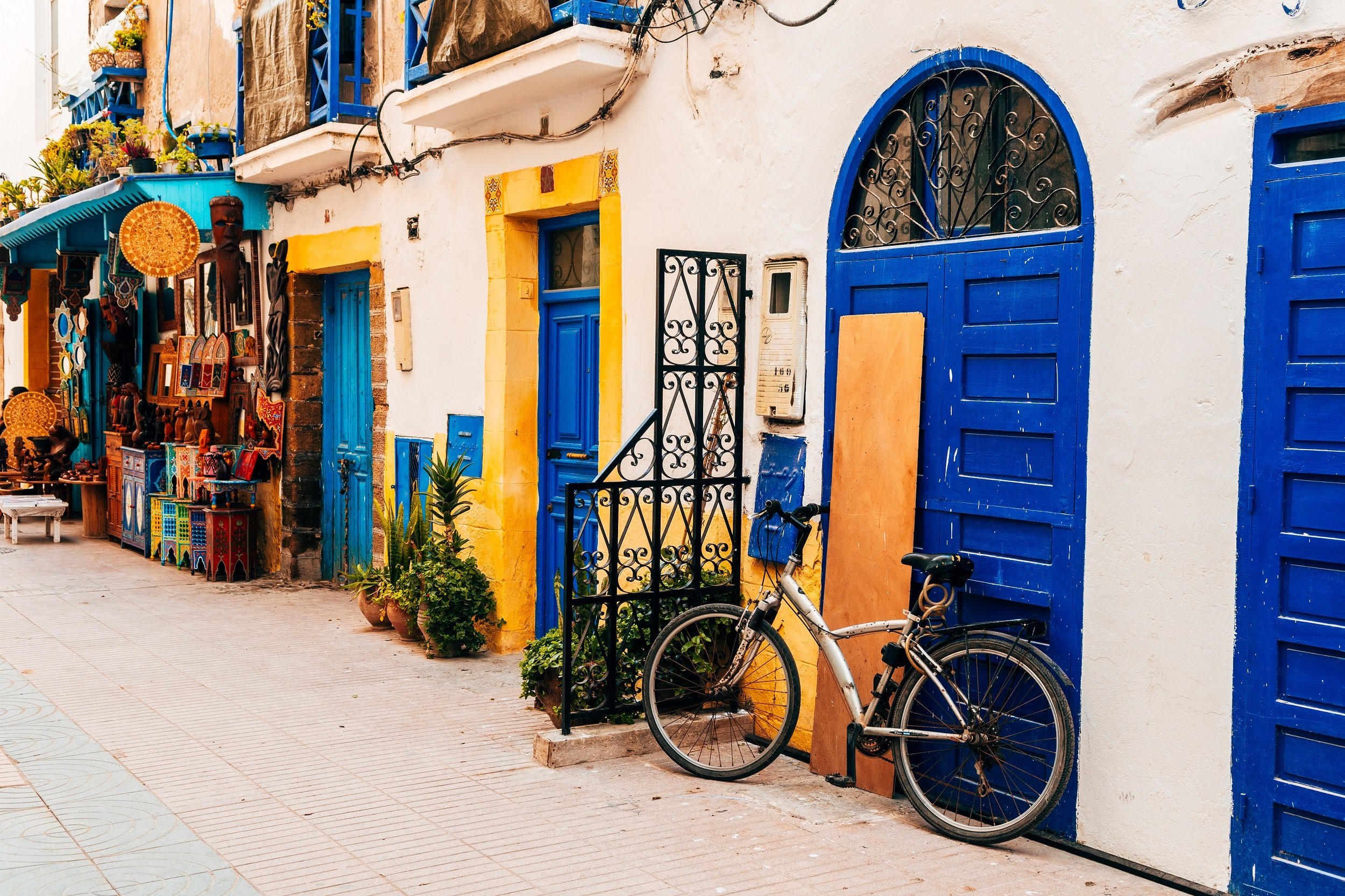 Explore The Colorful Streets Of Essaouria On The Essaouira Tour From Marrakesh