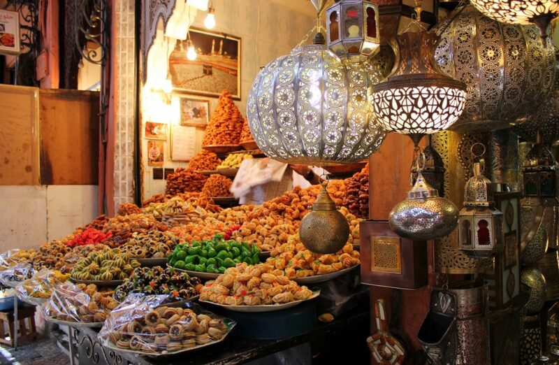 Explore The Market Of Marrakesh On The Marrakesh Food & Dinner Experience_100