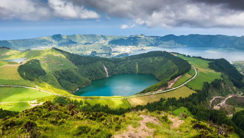 Join Our Sete Cidades Hiking Tour From Ponta Delgada