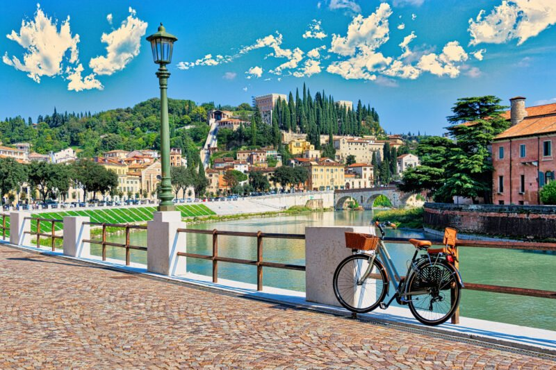Join Our Verona Bike Tour