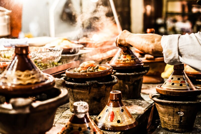 Join Us To Our Marrakesh Food & Dinner Experience