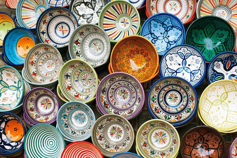 Join Us To Our Moroccan Pottery Class With A Local Artist In Marrakesh_102