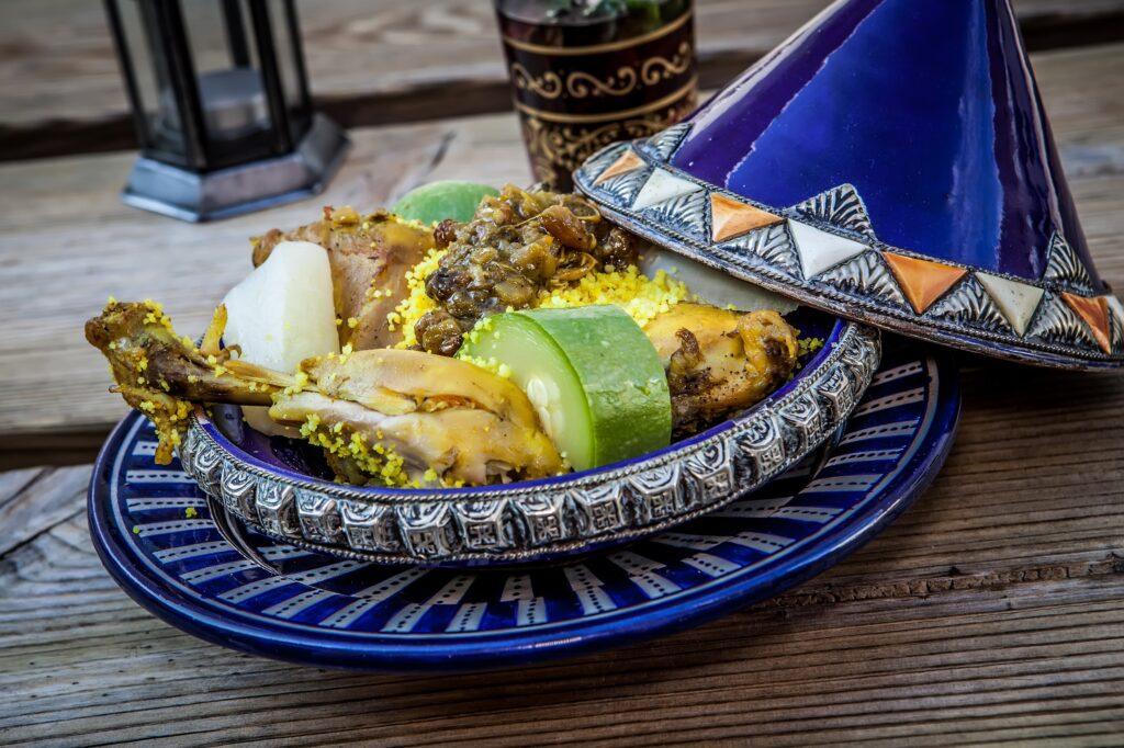 2 days in Marrakesh is plenty of time to sample the city's cuisine
