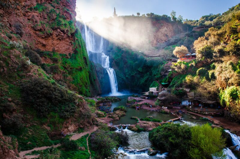 Join Us To The Ouzoud Waterfalls Tour From Marrakesh