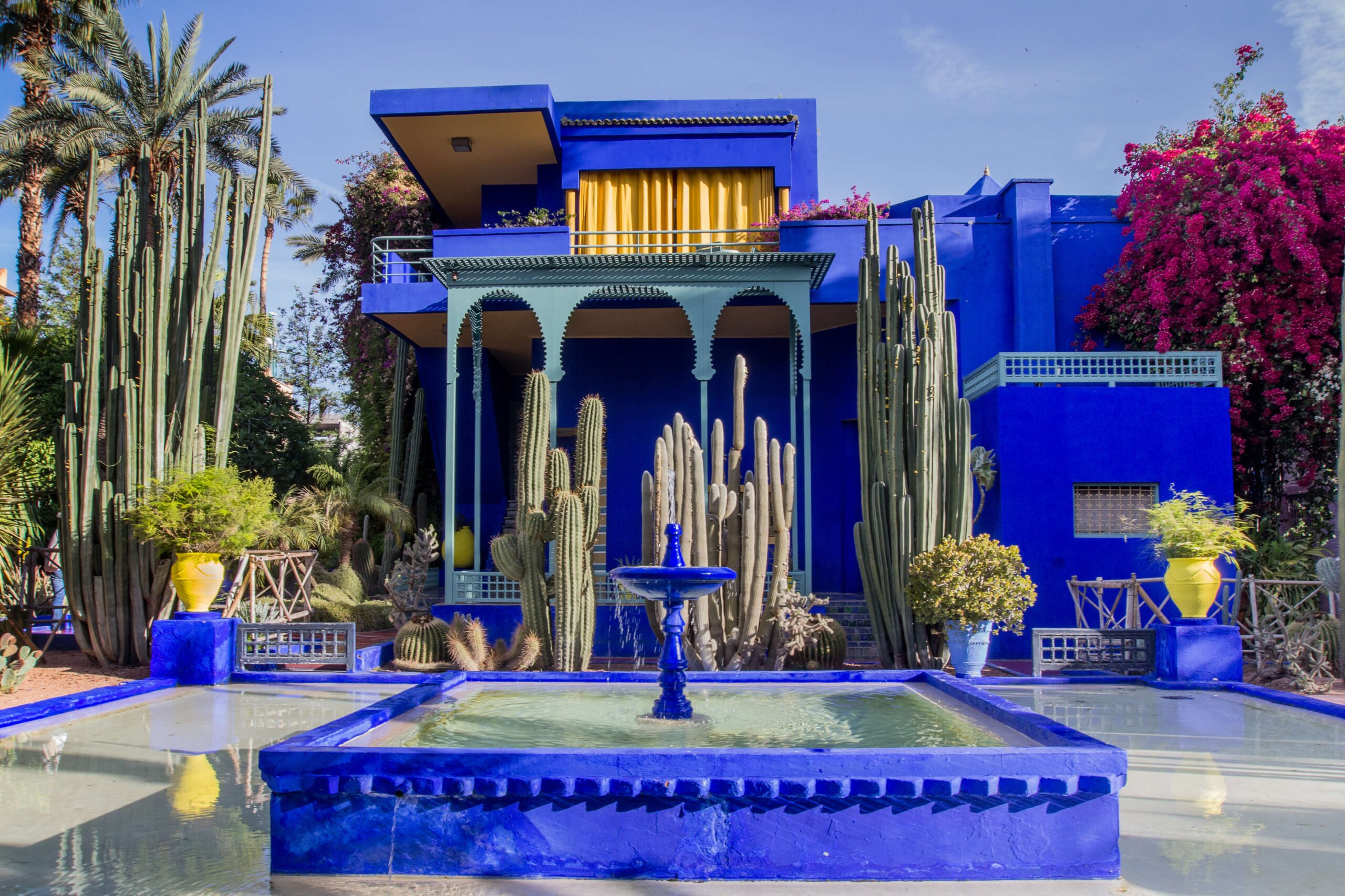 Learn About The Meaning Of The Color Blue In Morocco Pn The Insider Marrakesh City Tour_100