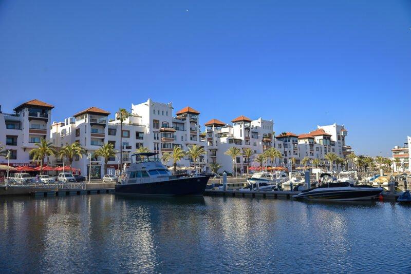 Marvel The Marina Of Agadir On The Agadir Tour From Marrakesh