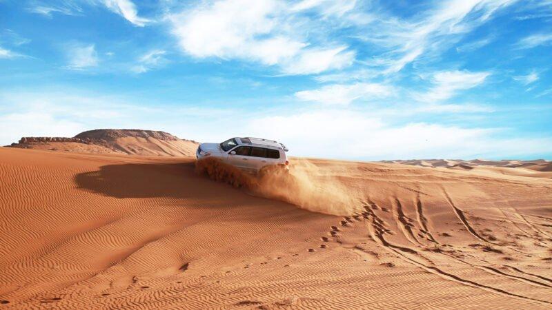 Red Dune Safari, Quad Bike, Sandboarding & Camel Ride Experience From Dubai_101