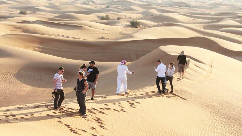 Red Dune Safari, Quad Bike, Sandboarding & Camel Ride Experience From Dubai_101_1