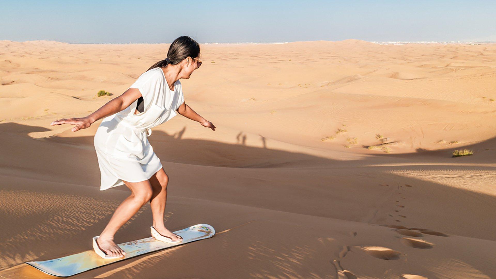 Red Dune Safari, Quad Bike, Sandboarding & Camel Ride Experience From Dubai_101_2
