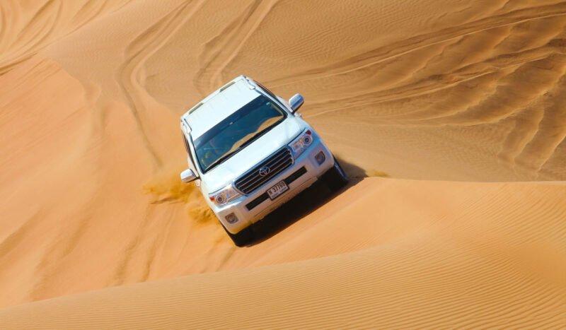 Red Dune Safari, Sandboarding, Camel Ride & Bbq Experience From Dubai_101