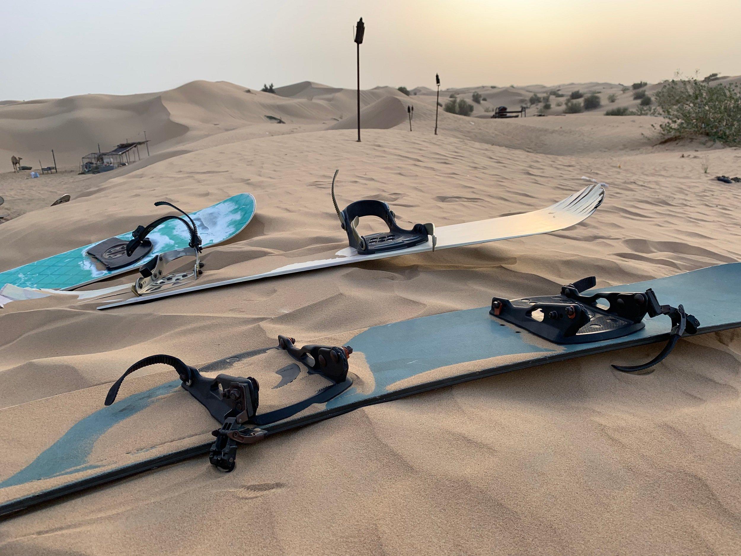 Red Dune Safari, Sandboarding, Camel Ride & Bbq Experience From Dubai_2