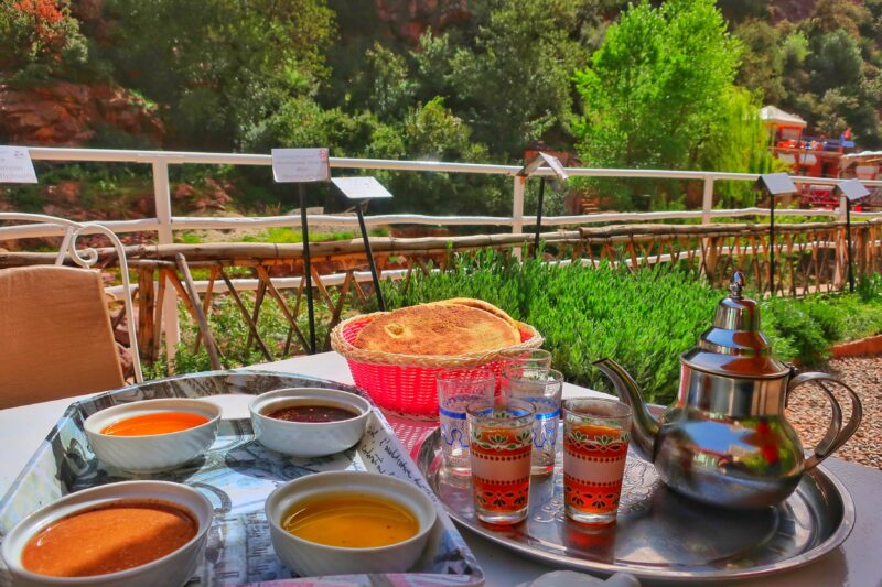 Relax With A Delicious Tea On The Atlas Mountain Tour From Marrakesh_100