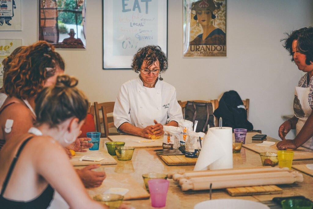 Cookery class Verona
