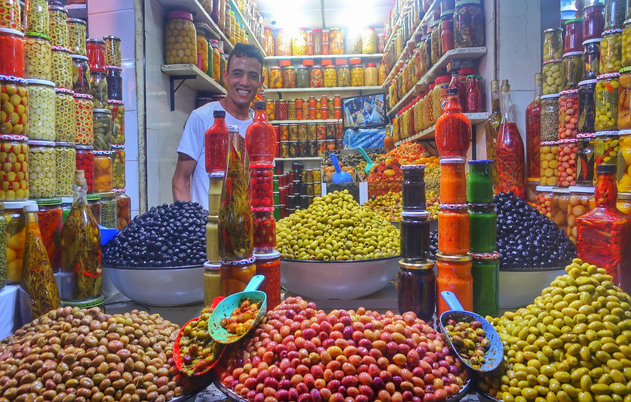 Sample Some Of The Delicates In The Market On Your Marrakesh Food & Dinner Experience_100