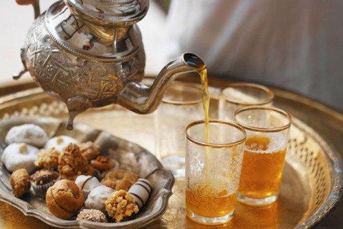 Taste Delicious Tea On The Marrakesh Food & Dinner Experience