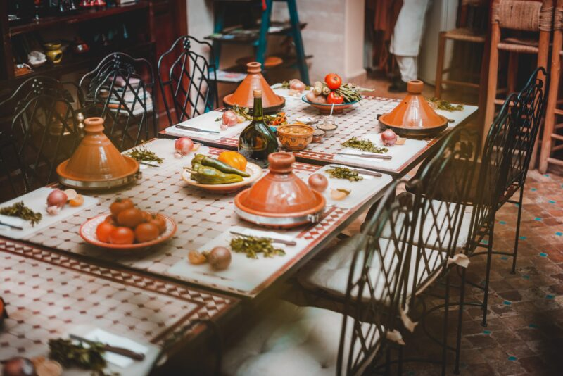 Taste Your Handmade Dishes On The Moroccan Cooking Class In Marrakesh