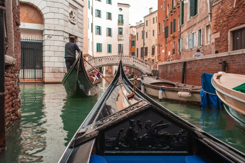 Venice Walking Tour, Gondola Ride & St Mark Cathedral And Doge's Palace_1