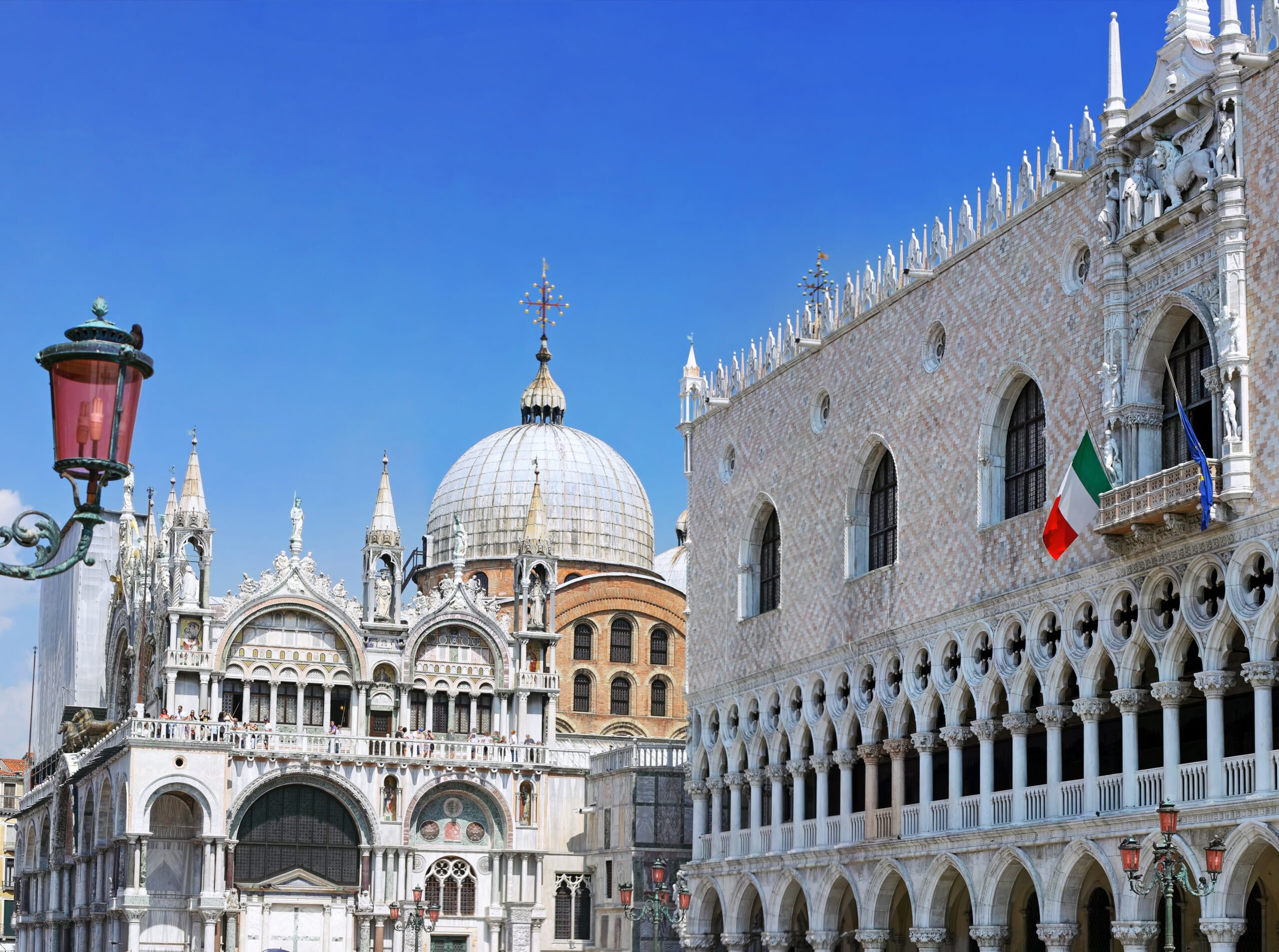 Venice Walking Tour, Gondola Ride & St Mark Cathedral And Doge's Palace_7