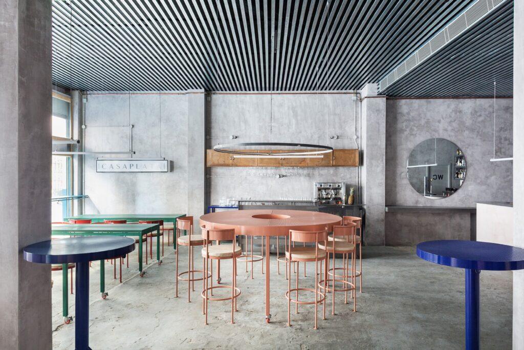 Seville Design Guide Restaurants